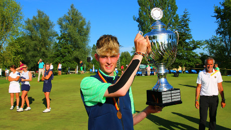 DGV - 16. Allianz German Boys and Girls Open
