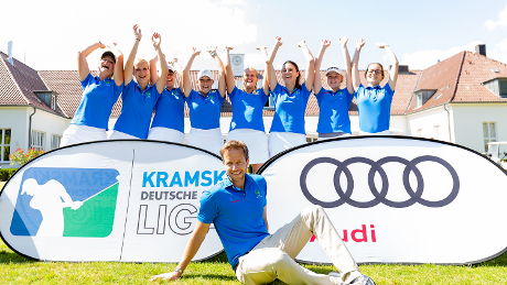 Turniere: KRAMSKI DGL presented by Audi 2019