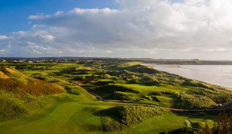 Cruden Bay Golf Club, Copyright David J. Whyte