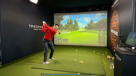 BMW Indoor Invitational powered by TrackMan