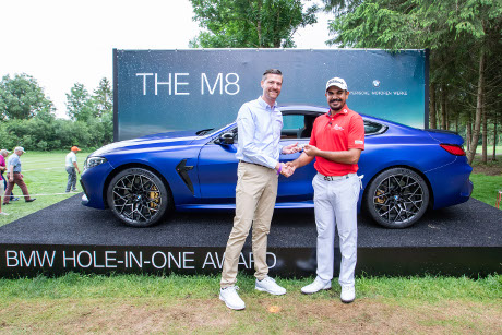 Gaganjeet Bhullar (c)  BMW International Open 2019