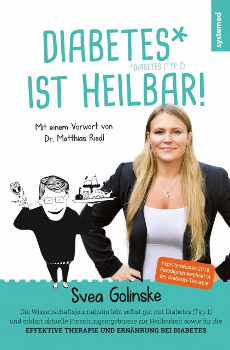 Svea Golinske - Diabetes ist heilbar!