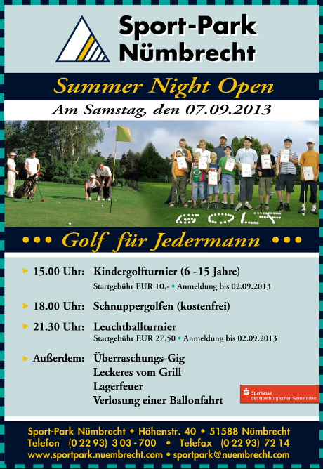 Nümbrecht Summer Night Open