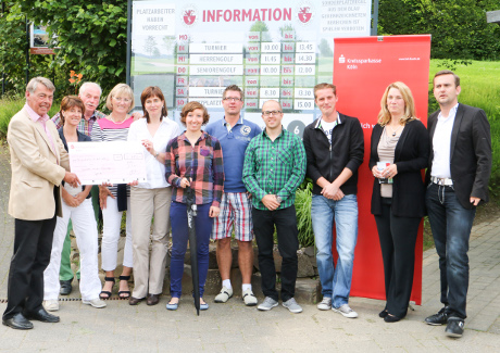 Benefiz-Golfturnier in Kürten