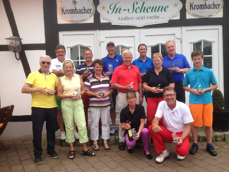 Early-Bird-Turnier im Golfclub Repetal