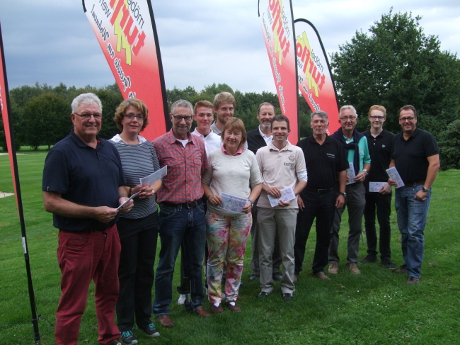 Club intern: GC Werl  Möbel Turflon Cup