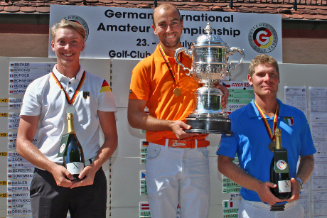 Internationale Amateurmeisterschaft der Herren 2015