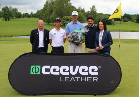 Pro Golf Tour - CEEVEE Leather Open 2016