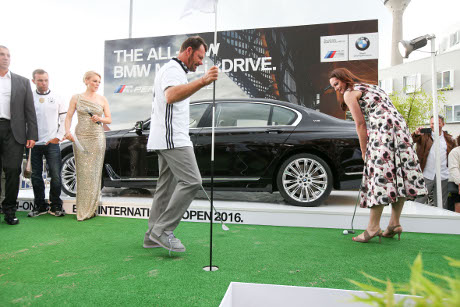 Turnier: BMW International Open 2016