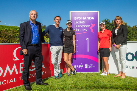ISPS HANDA Ladies European Masters