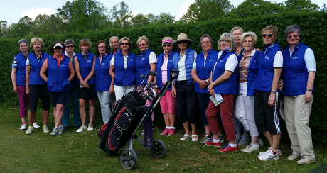 Turnier der Ladies Golf Tour 2016