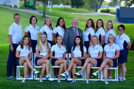 Team Junior Solheim Cup 2017